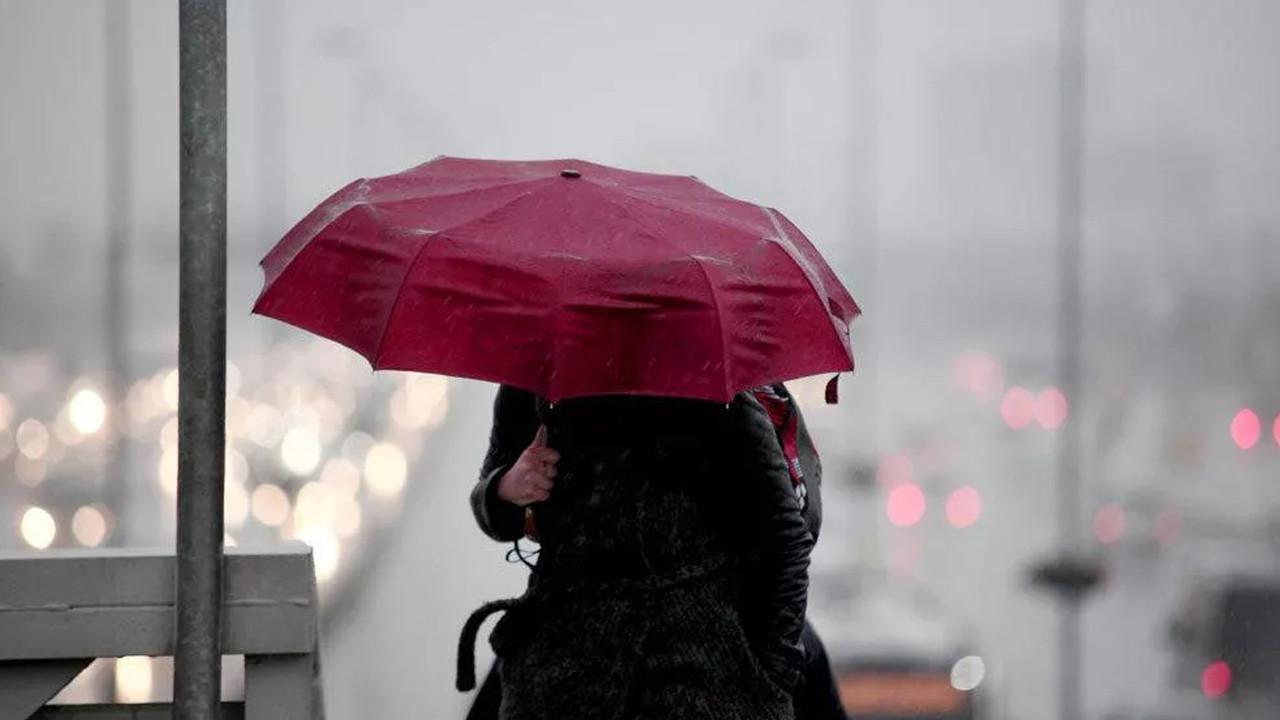 Bu illerde yaşayanlar dikkat! Meteoroloji'den sağanak ve fırtına uyarısı