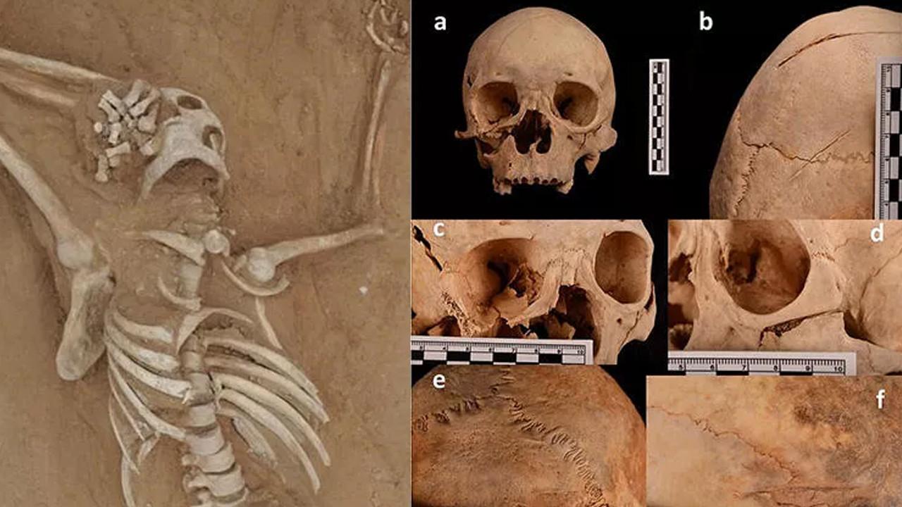 Tam 1300 yıllık! Dünyanın en eski cinayet vakası çözüldü
