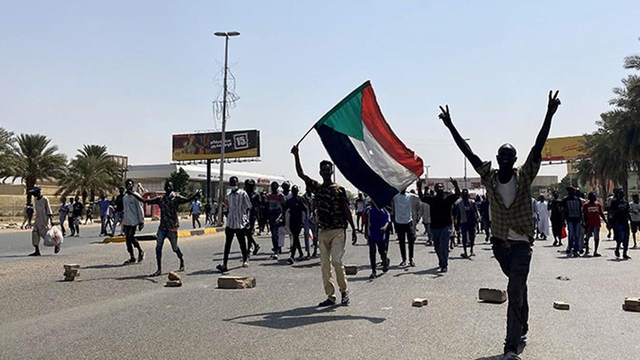 Sudan'da darbe karşıtı protestolarda can kaybı artıyor