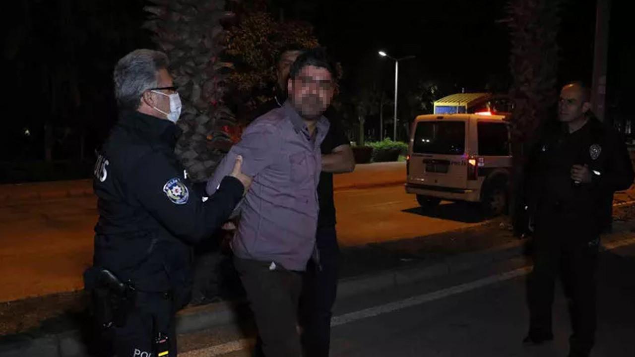 Polisten kaçan sürücünün savunması şaşkına çevirdi