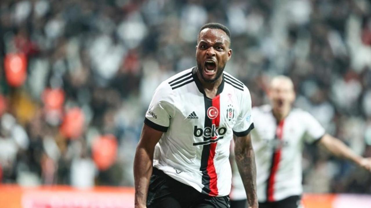 Beşiktaş'ta Larin'e yeni sözleşme imzalayacak