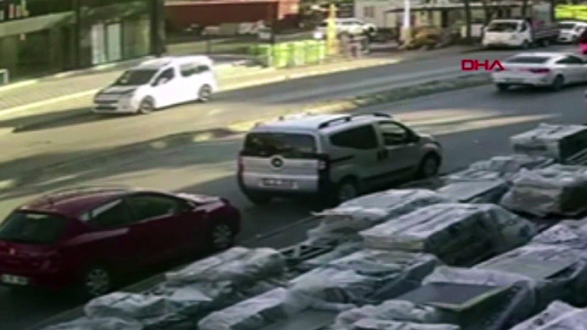 Scooter kullanan kadının ölümüne neden olan sürücü tutuklandı
