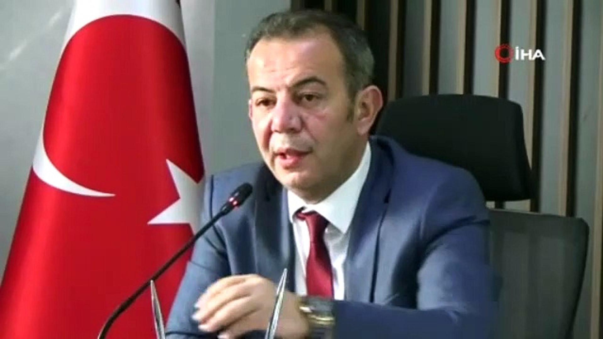Tanju Özcan'dan ''büyükelçi'' açıklaması: Erdoğan'ın Arkasında durmaya hazırım