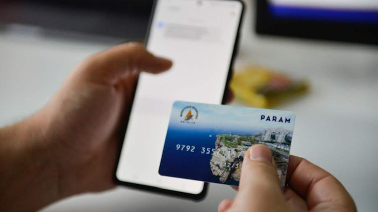 Muratpaşa Belediyesi'nden Kazandıran kart