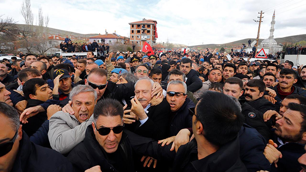 Kılıçdaroğlu'nun linç görüntülerini izleten Erdoğan'a çok sert tepki