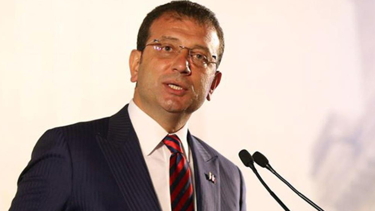 İmamoğlu'ndan Akşener'in ''Cumhurbaşkanı adayı olmasına hayır demeyiz'' sözlerine yanıt