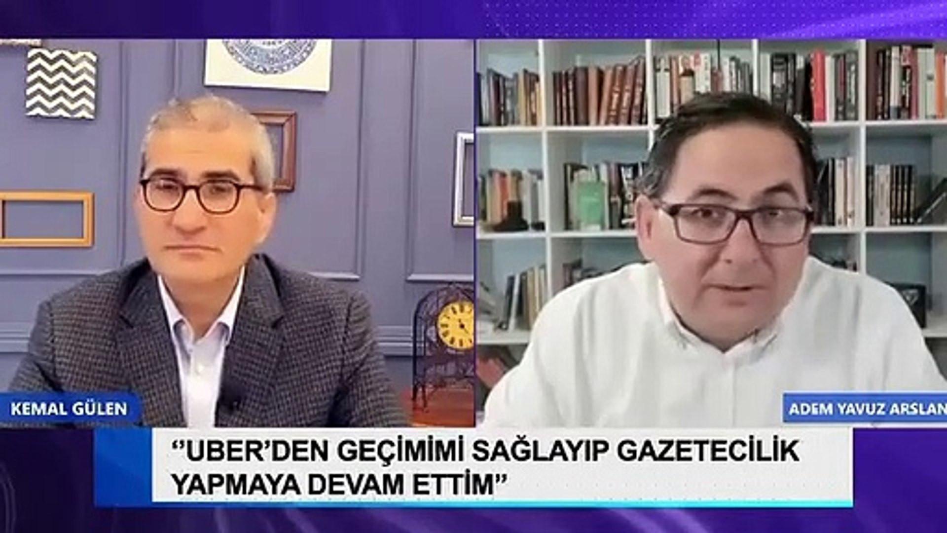 FETÖ firarisi Adem Yavuz Arslan: ''Geri dönüp kurumlarımızı geri alacağız''