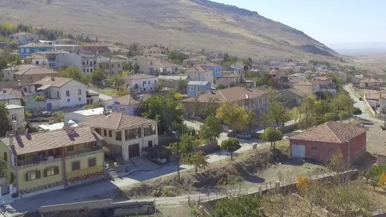 350 nüfuslu köyden 1 başbakan yardımcısı, orgeneral ve 20 tane profesör çıktı