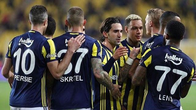 Galatasaray maçı öncesi Fenerbahçe'ye müjde
