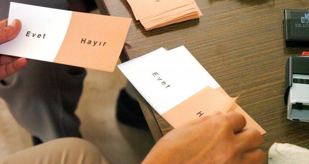 Yurt dışında referanduma yoğun ilgi ! Rekor kırdı