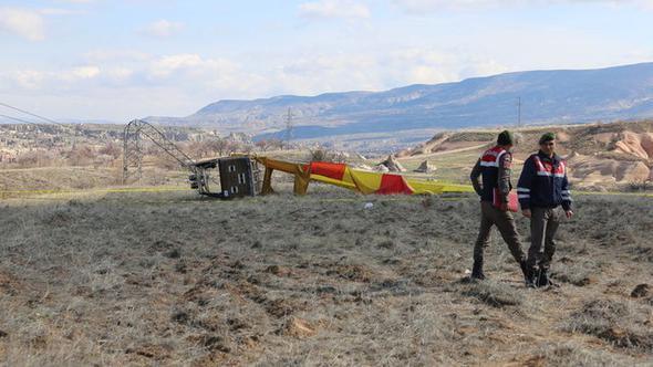 Kapadokya'daki balon kazasının sırrı ! Kavga mı düşürdü ?