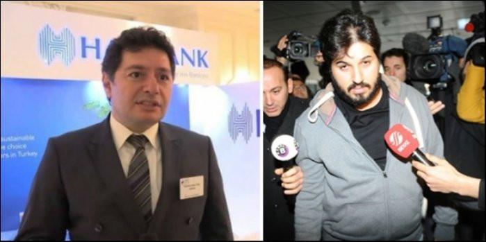 Sarraf ve Atilla'ya 'savaş suçu' suçlaması yapıldı
