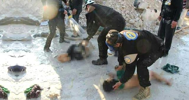 İdlib'de sarin gazı kullanıldığı kesinleşti
