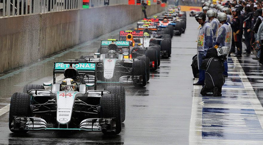 Formula 1 heyecanı İstanbul'a geri dönüyor