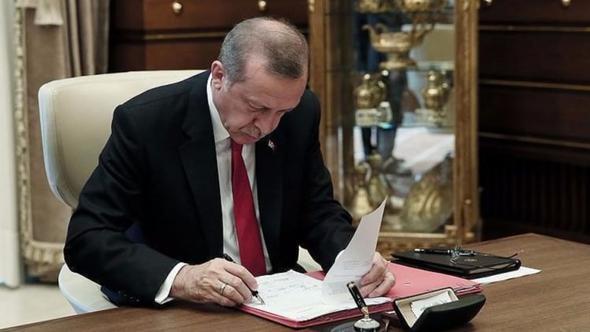 Erdoğan yıllar sonra onayladı