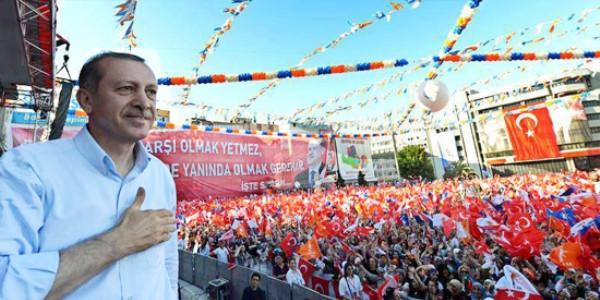 Erdoğan'ın başarısının ardındaki sır ne ?