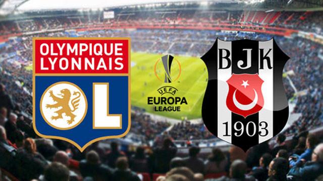 Lyon - Beşiktaş maçı hangi kanalda, saat kaçta ?