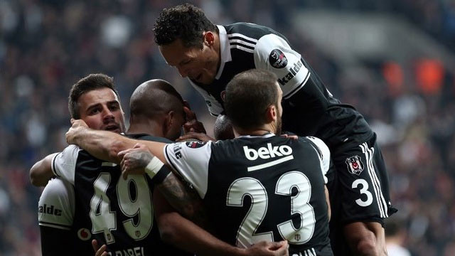 ''Beşiktaş korkunç bir hücum takımı''