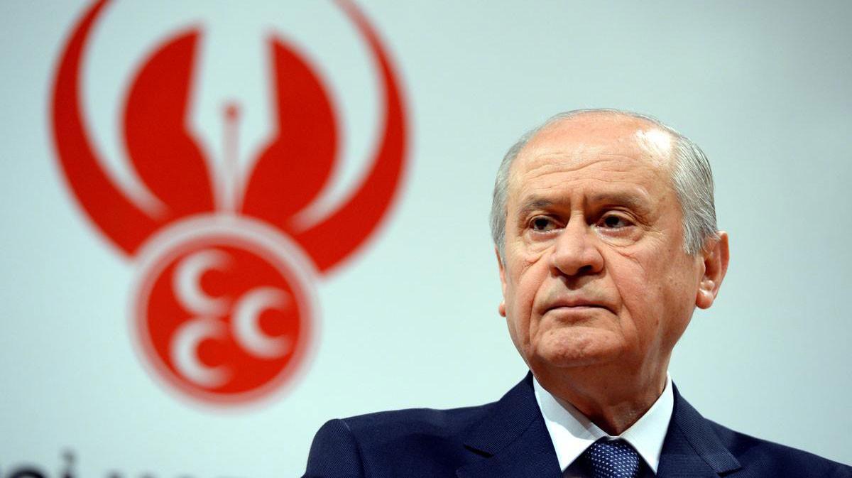 MHP lideri Bahçeli'den eyalet sistemi çıkışı
