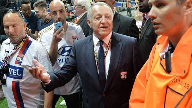 Lyon Başkanı Aulas'dan skandal açıklama
