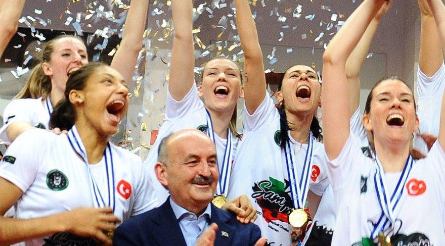 Avrupa Kupası Türkiye'ye geldi !