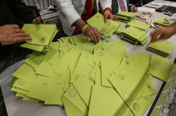 Yurt dışı referandum sonuçları belli oldu