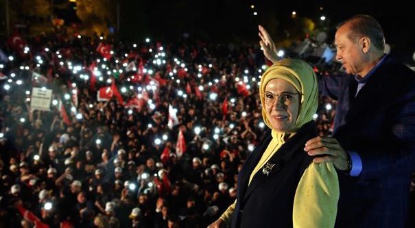 Erdoğan'ın dediği gibi atı alan Üsküdar'ı geçti mi ?