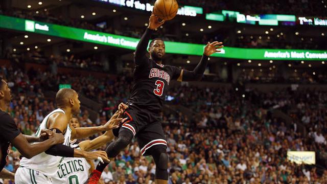 Chicago Bulls büyük avantaj yakaladı