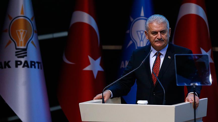 Başbakan Yıldırım'dan erken seçim iddialarına cevap