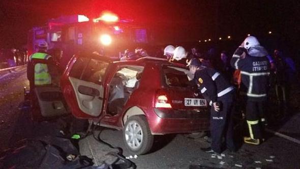 Katliam gibi zincirleme kaza: 5 ölü, 5 yaralı