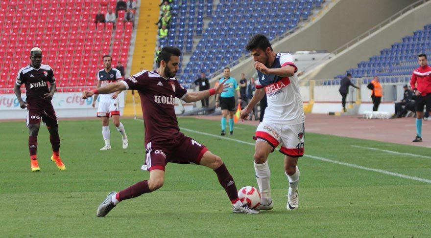 Elazığspor'dan kritik galibiyet