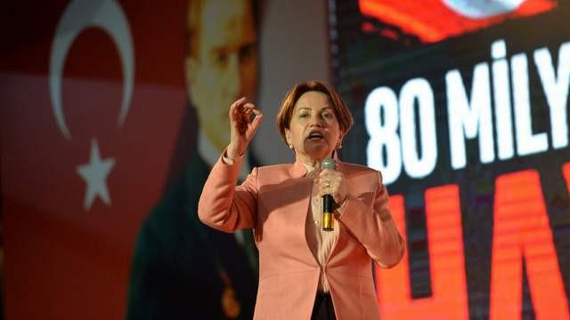 Vatan Partisi'nden Meral Akşener sürprizi