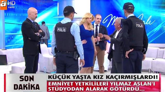Müge Anlı'nın programında tutuklandı !