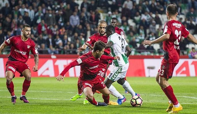 Gaziantepspor'dan kritik galibiyet