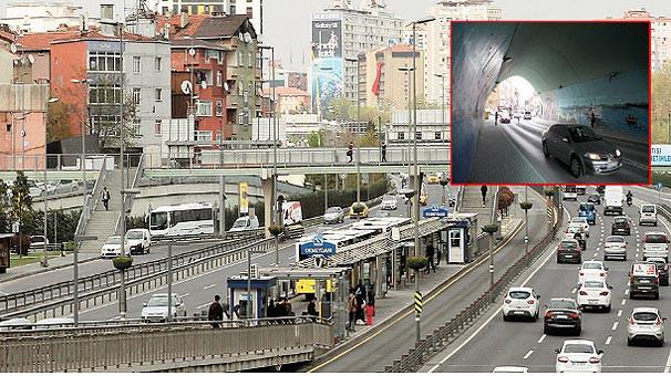 İstanbul'da alt geçitte tecavüz dehşeti