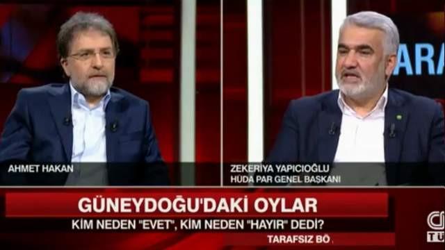 ''MHP olmasaydı evet oyları yükselirdi''