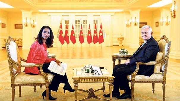 Başbakan YIldırım: ''Diktatör olsaydı...''