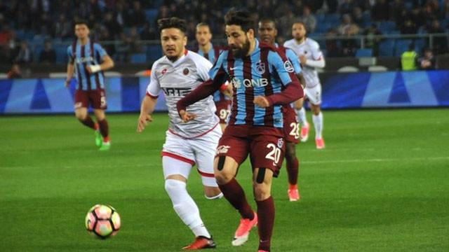 Trabzonspor Gençler'e takıldı !