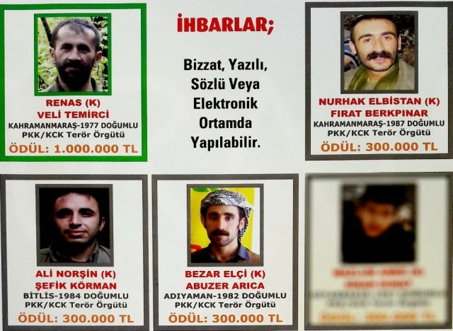 ''Çözüm Süreci''ni bitiren teröristler öldürüldü