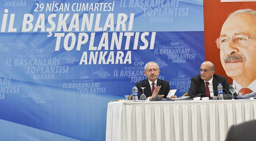 CHP'den zehir zemberek YSK açıklaması