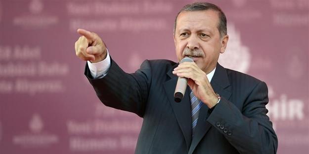 Cumhurbaşkanı Erdoğan'dan Barzani'ye sert uyarı