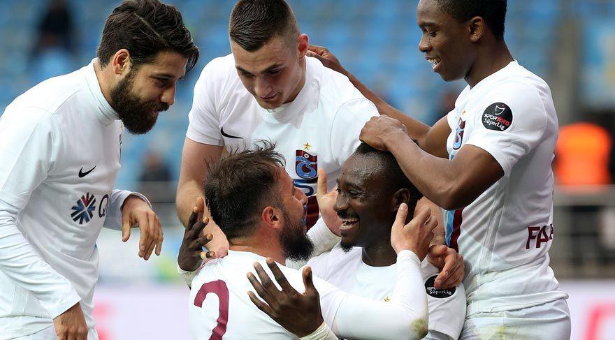 Trabzonspor Beşiktaş'a odaklandı