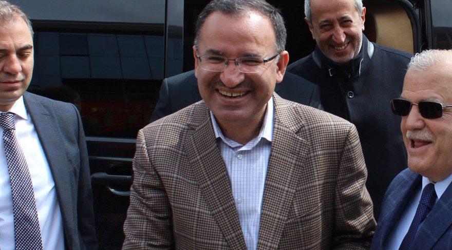 Bozdağ, Erdoğan'ın izinden gidiyor