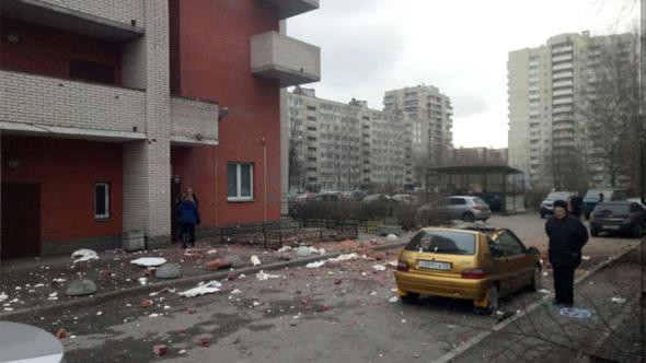 Rusya'da büyük patlama !