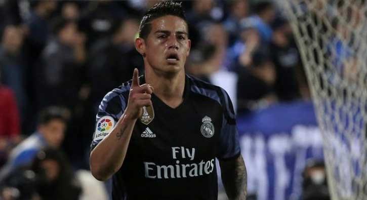 Rodriguez'den Zidane'a şok küfür !