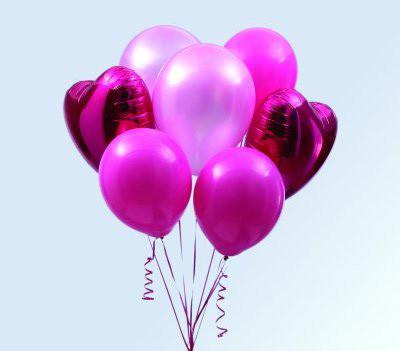 Doğum gününde balon faciası