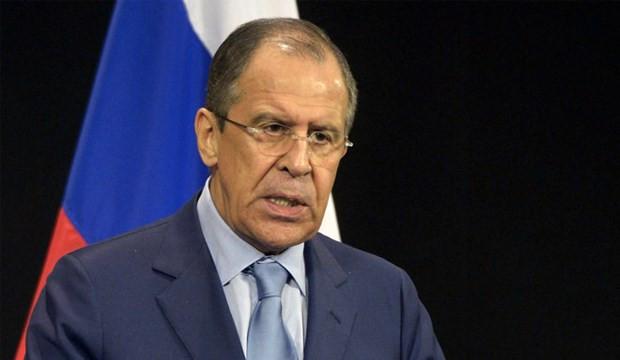 Rusya Dışişleri Bakanı Irak'ın işgalini hatırlattı