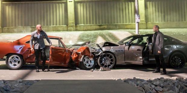 Hızlı ve Öfkeli'deki kazaların maliyeti dudak uçuklattı