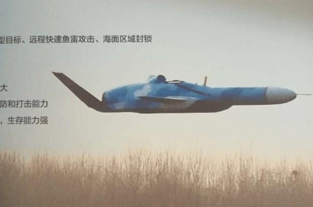 Çin'in yeni bombardıman drone'unun görüntüsü sızdı