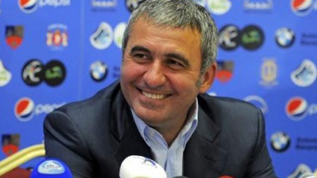 Hagi'nin takımı Romanya şampiyonu oldu